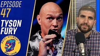 Deontay Wilder can't run from me forever - Tyson Fury | Ariel Helwani's MMA Show