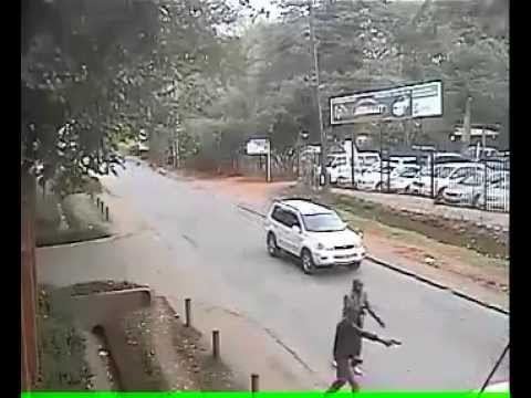 Video: Carjacking In Nairobi video
