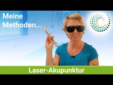 Wie funktioniert Laser-Akupunktur? - Die Behandlungsmethode für die, die Nadeln nicht mögen.