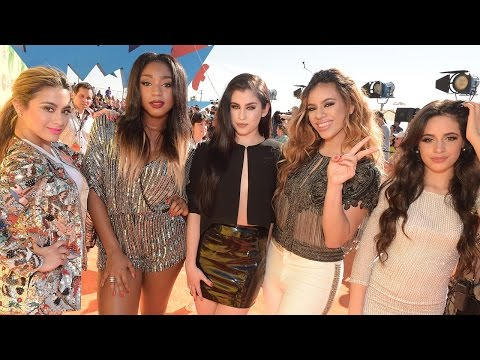 Fifth Harmony Brings 'sexy' To The Kids Choice Awards 2015 video