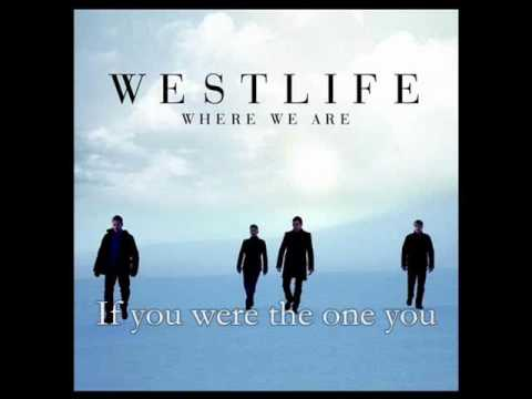 WESTLIFE - HOW TO BREAK A HEART (WITH LYRICS) - WHERE WE ARE