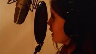 Amira Willighagen : Recording of first album - for English-speaking viewers