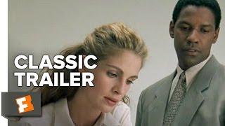 The Pelican Brief (1993) Official Trailer - Denzel Washington, Julia Roberts Thriller Movie HD