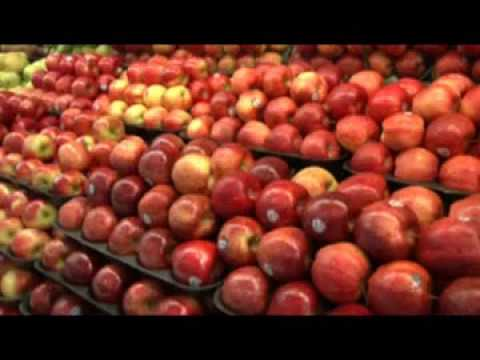 Research study: Fruit and vegetable consumption