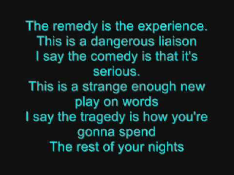 Mraz remedy lyrics
