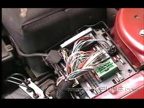 Afinaci 243 N Peugeot206 1 6 L Desconectando La Bomba De