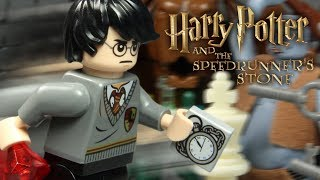 Harry Potter and the Speedrunner's Stone (LEGO Animation)