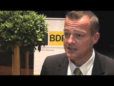 BDP Kantonalpräsident Martin Landolt zu den Glarner Gemeinderatswahlen 2009