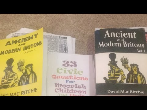 Sabir Bey- Ancient and Modern Britons who r they?