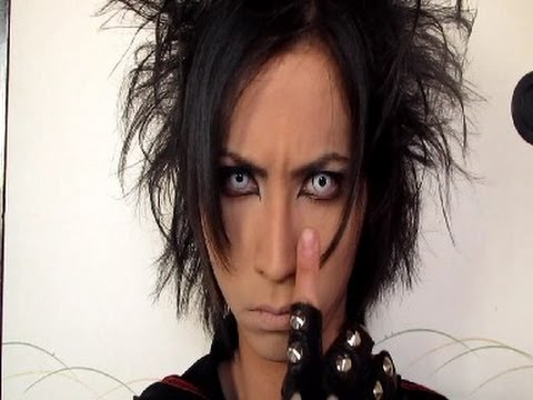 V()Visual Kei MakeUp Kisa Style Council