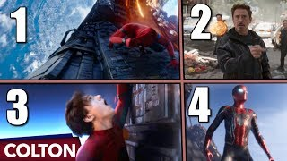 How Spider-Man gets the Iron Spider Suit revealed in new Avengers Infinity War trailer!