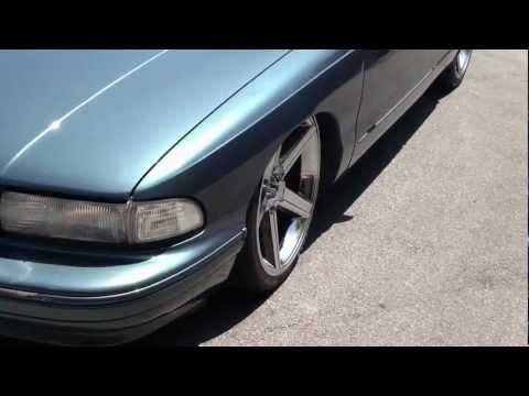 Bagged 1996 Impala SS