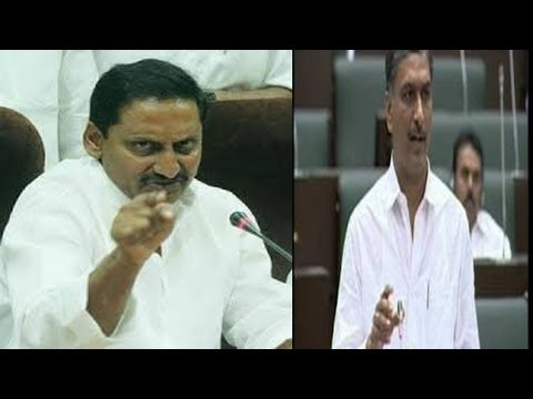 CM Kiran Vs Harish Rao in Assembly Live - TV5