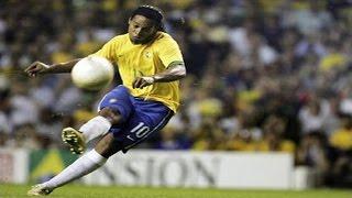 Ronaldinho ● All 66 Free Kick Goals in Career