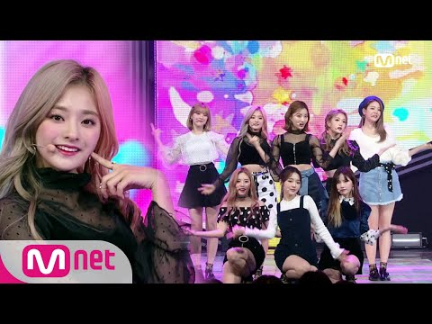 [fromis_9 - LOVE BOMB] KPOP TV Show | M COUNTDOWN 181115 EP.596
