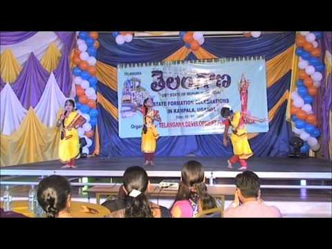 Ekadantaya Vakratundaya Classical Dance By Kids video