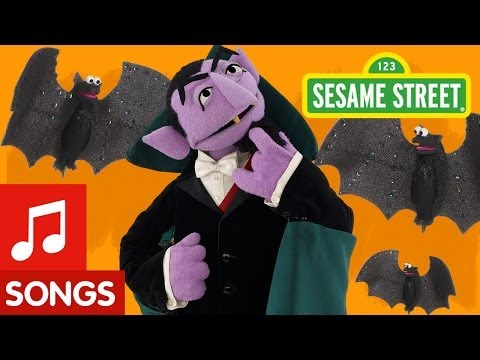 Sesame Street - The Batty Bat