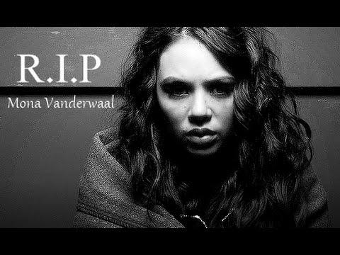 R.I.P Mona Vanderwaal ♥ Tribute (Mona dies.PLL.5x12)
