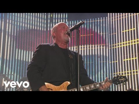 Billy Joel - We Didn't Start The Fire (live At Shea Stadium) video