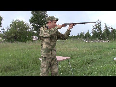 Двустволка ИЖ-43(МР-43). Обзор, стрельба и выводы