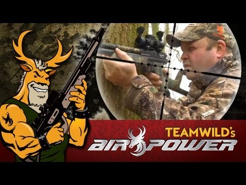 Air Rifle Review: Benjamin Marauder Woods Walker