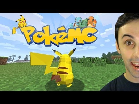PokeMC [Pixelmon 3.2.9 Server] Trailer