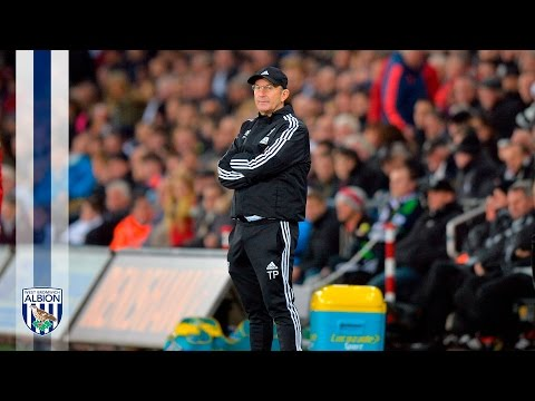 VIDEO: Tony Pulis discusses West Bromwich Albion's 1-0 defeat at Swansea City
