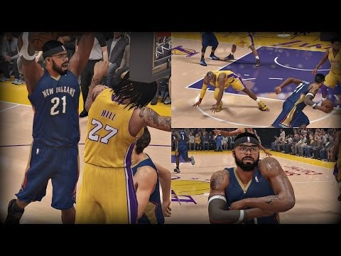 NBA 2K14 Next Gen MyCAREER - The Career Ending Crossover!! PS4