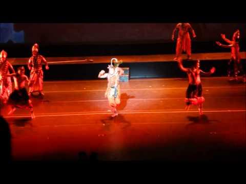 DURGA Dance-Drama by HEMA MALINI as SATI PARVATI & DURGA