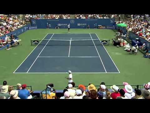 2011 Olympus 全米オープン Series: Atlanta テニス Championships