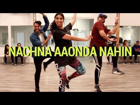 Ki Kariye Nachna Aaonda Nahin Dance | Tum Bin 2 | Bollywood Hip Hop | SL Master Class Series
