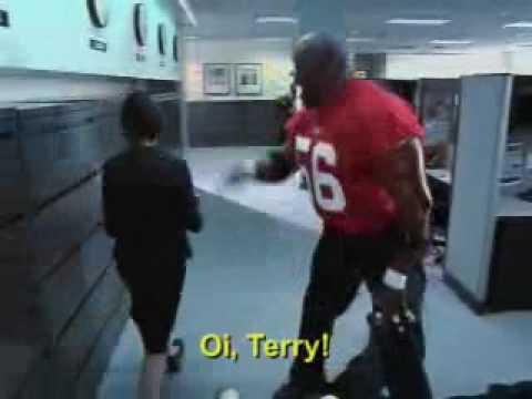 Terry Tate Shirt Comercial Reebok Terry Tate