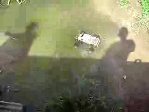Ross' RC truck mud riding 01 Video