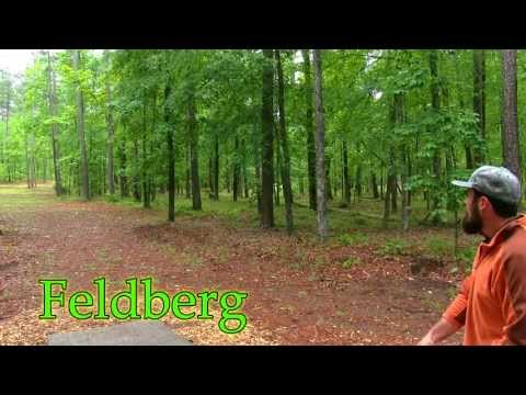 2013 Disc Golf Hall Of Fame Classic: Mpo 2nd Round (feldberg, Mcreynolds, Schusterick, Todd)
