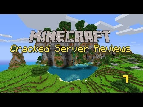 Minecraft Server Reviews: Cracked 24/7 1.5.2 [NO HAMACHI] No whitelist Survival ep. 7
