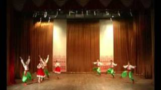 "Folk dance group ""Vesnianka"" (Ukraine/Khmelnitsky)"