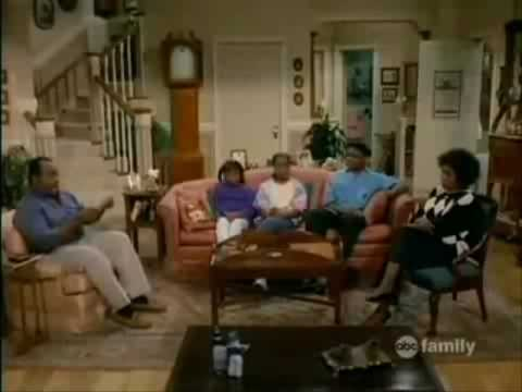 Family matters scenes with judy winslow part one youtube for What is the family room