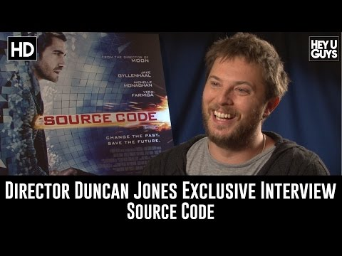 Duncan Jones Interview - Source Code