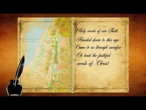 Michael W. Smith - Ancient words ( Visual Lyrics )
