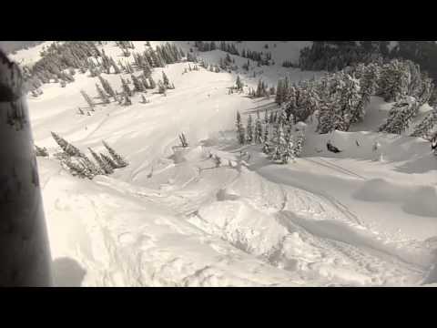 Behind Real Snow: Mark Landvik