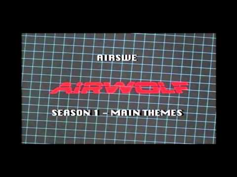 Airswe - Season 1 Main Themes (airwolf Theme) video