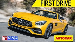 Mercedes-AMG GT C Roadster| First Drive | Autocar India