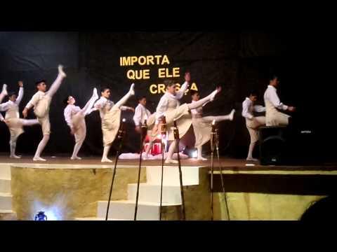 Coreografia Extraordin�rio-minist�rio De Dan�a Peniel