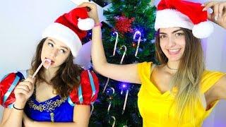 Disney Princess Christmas!
