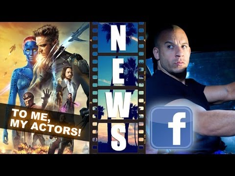 X-Men Days of Future Past Premiere, Vin Diesel heats up Facebook with Fast 7 - Beyond The Trailer