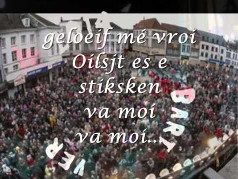 Oilsjt, een wonderschoeine stad - Bart Neirinckx