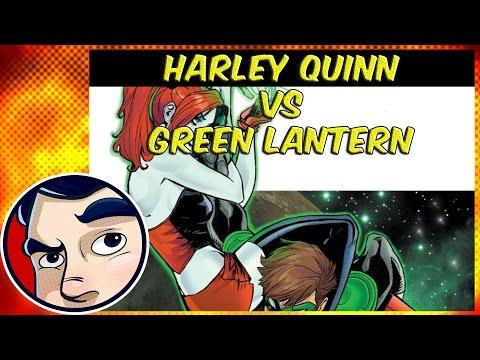 Harley Quinn vs Green Lantern - Complete Story thumbnail