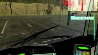 Прохождение игры bus simulator 2012 видео