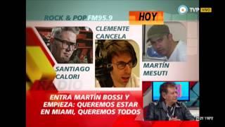 678 con Víctor Heredia - 12-05-15 (1 de 3)