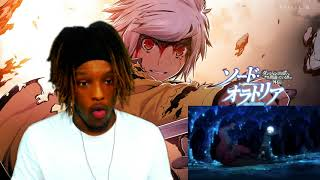 First Time Seeing DanMachi - Bell Vs. Minotaur with Sword   REACTION